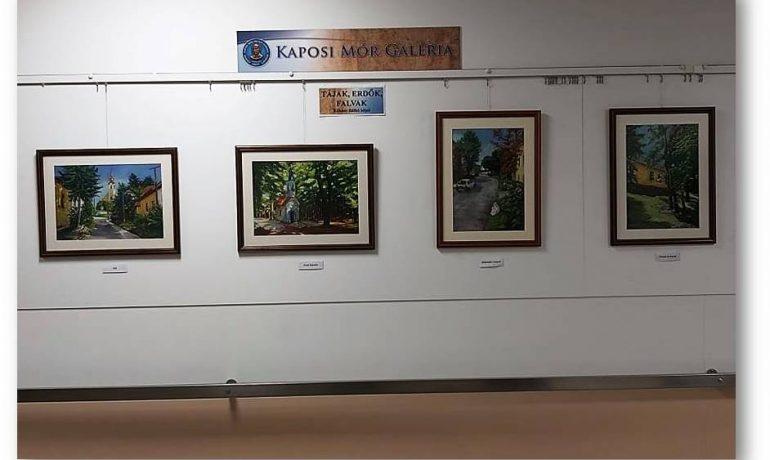 Új kiállítás a Galérián