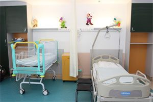 Csecsemő- és Gyermekgyógyászati Mátrix Osztály