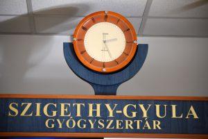 Szigethy-Gyula Gyógyszertár
